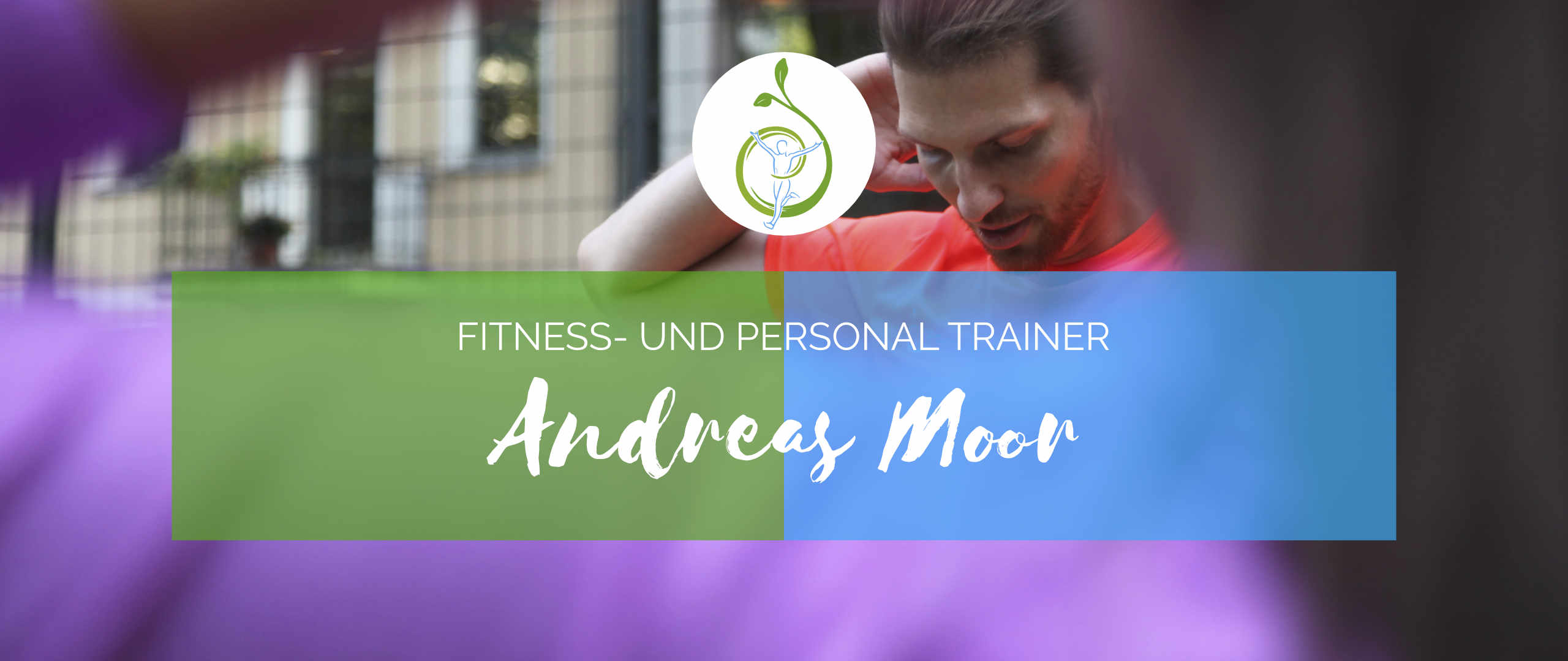 Andreas Moor - Fitness & Personal Trainer